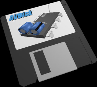 AVDisk picture